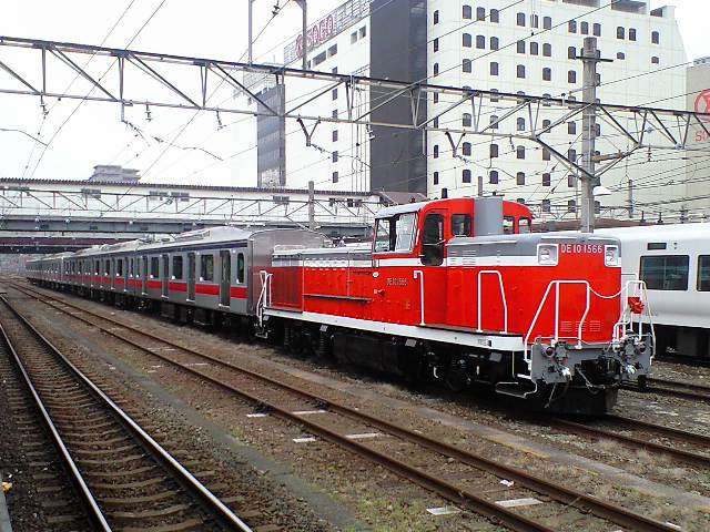 東急5186F甲種輸送