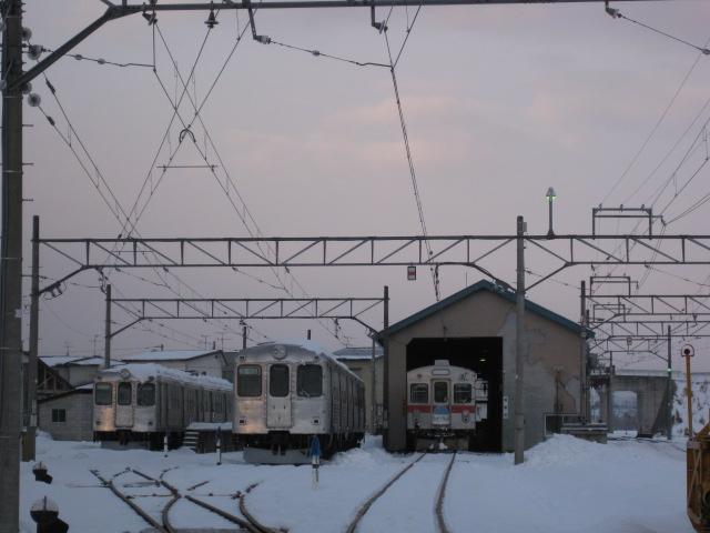 津軽鉄道に乗ろう?