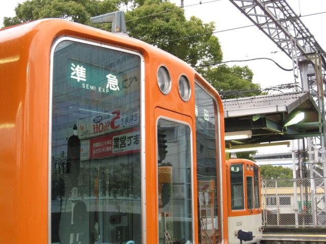 阪神なんば線開業まであと1ヶ月