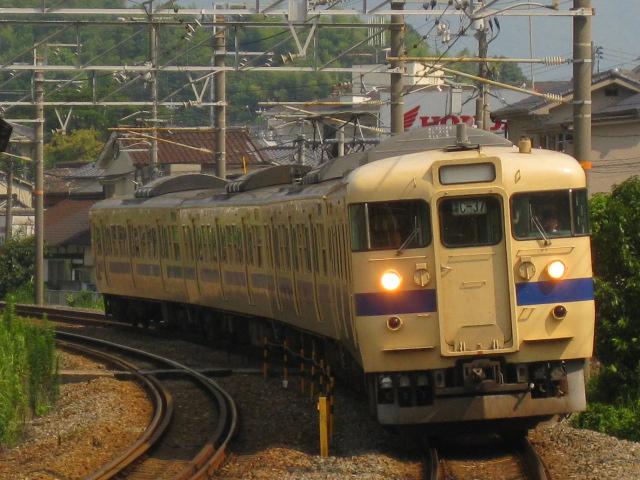 国鉄型ハンティングin瀬戸内(1)